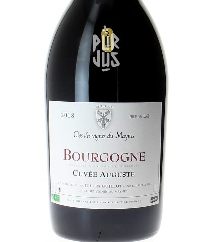 Cuvée Auguste - 2018 - Julien Guillot - Magnum