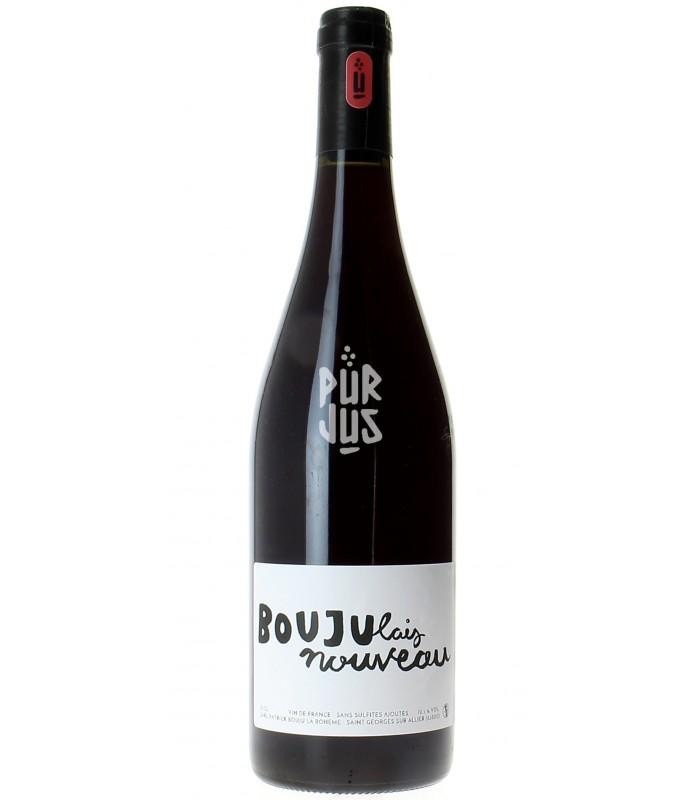 Boujulais Nouveau - 2019 - Patrick Bouju