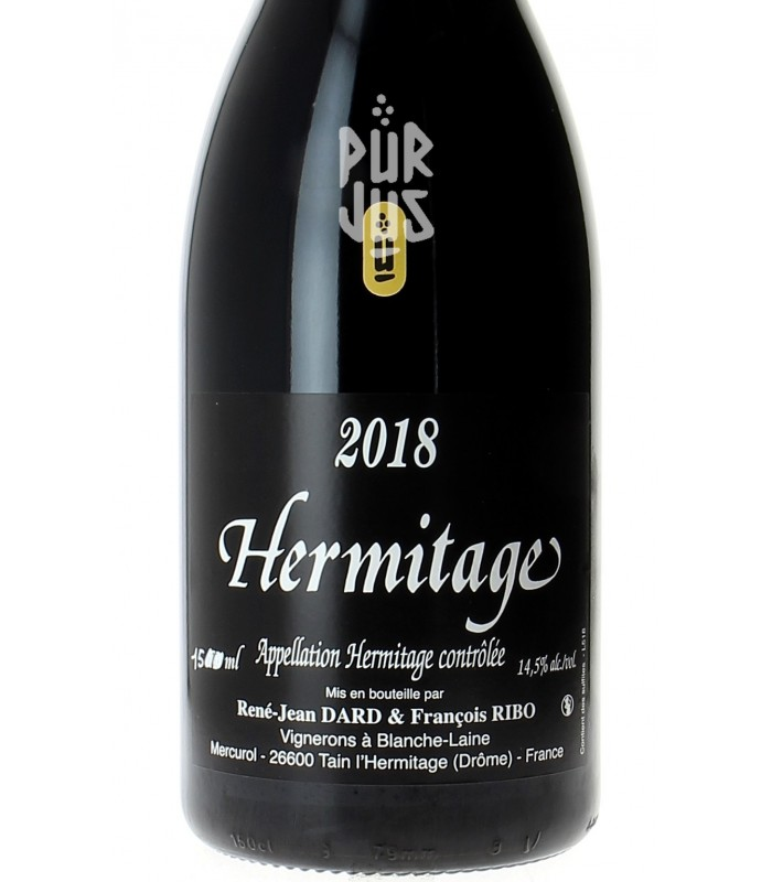 Hermitage Rouge - 2018 - Dard et Ribo - Magnum