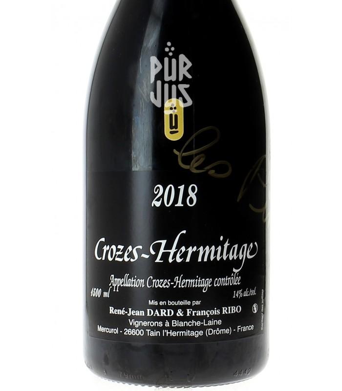 Crozes Hermitage Les Pins - 2018 - Dard et Ribo - Magnum