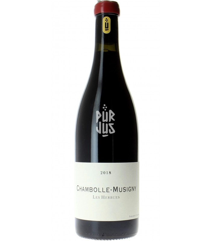Chambolle Musigny Les Herbues - 2018 - Frédéric Cossard