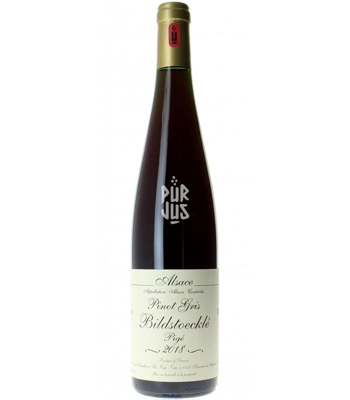Pinot Gris Bildstoecklé Pigé - 2018 - Bruno Schueller