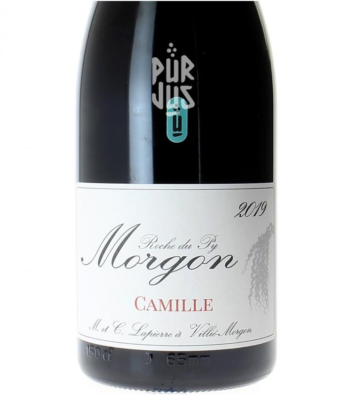 Morgon Cuvée Camille - 2019 - Mathieu et Camille Lapierre - Magnum