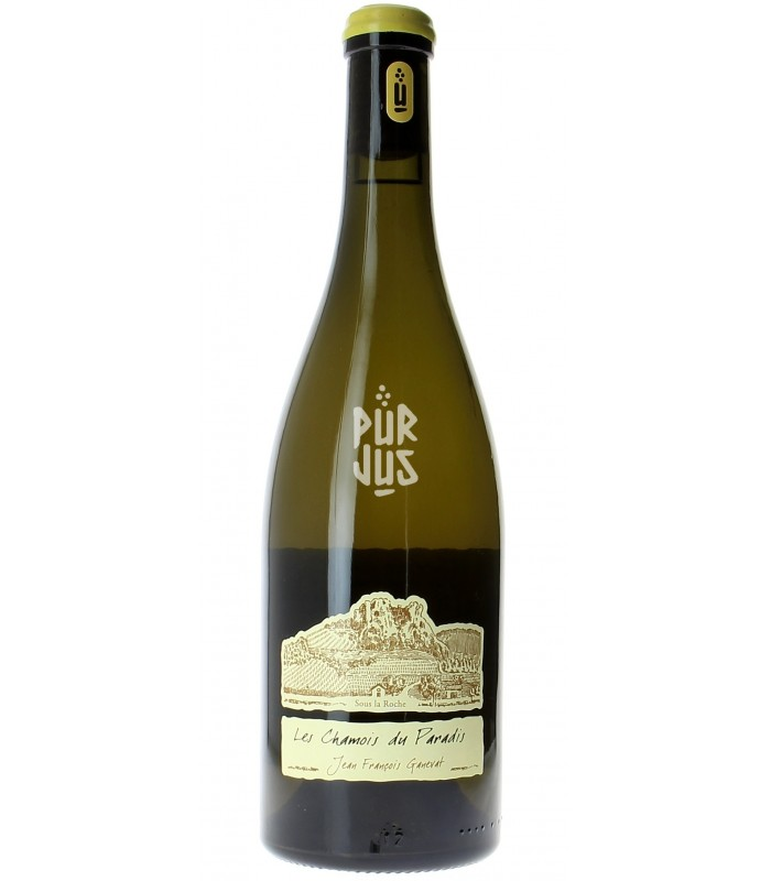 Chardonnay Chamois du Paradis - 2016 - Jean François Ganevat