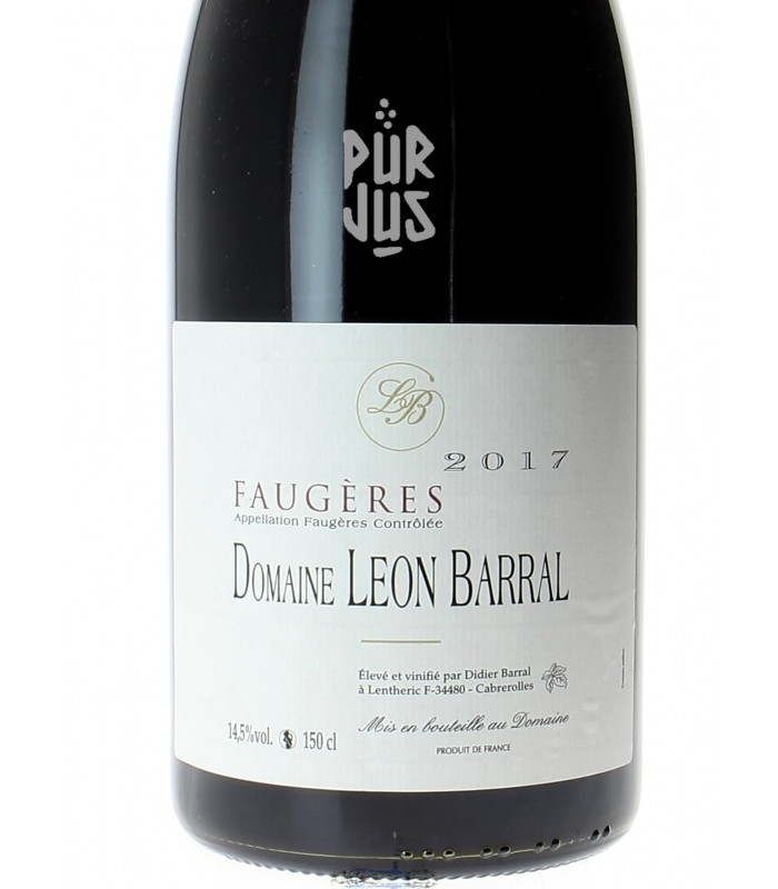 Faugères Tradition - 2017 - Didier Barral - Magnum