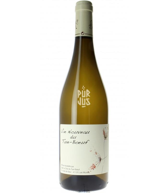 Vin Blanc Nouveau du Tue Boeuf - 2020 - Thierry Puzelat