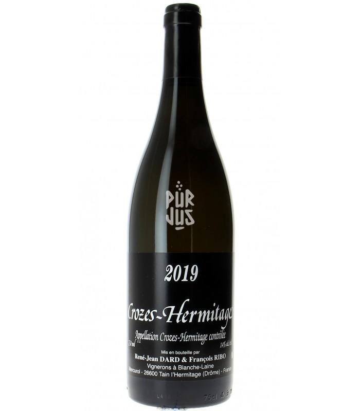 Crozes Hermitage Blanc - 2019 - Dard et Ribo
