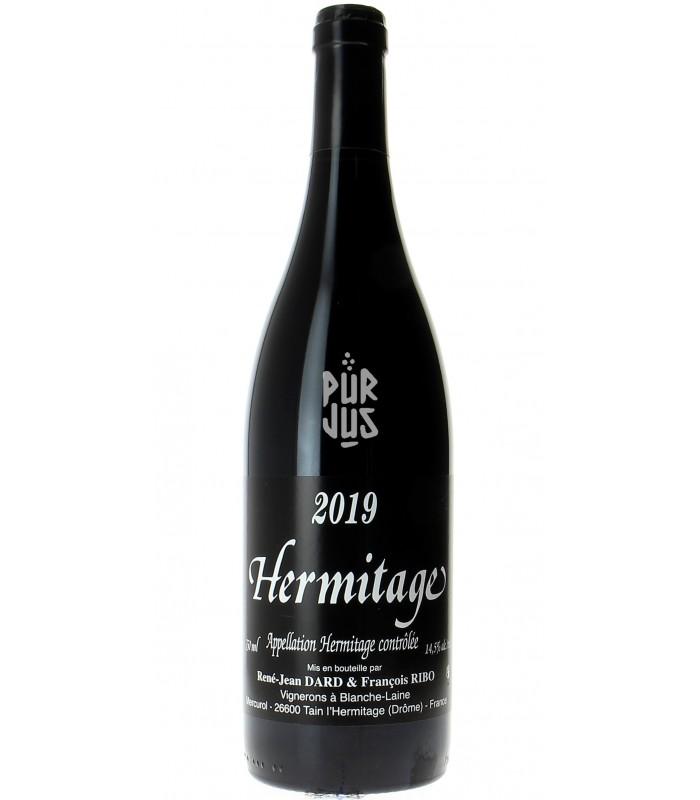 Hermitage Rouge - 2019 - Dard et Ribo
