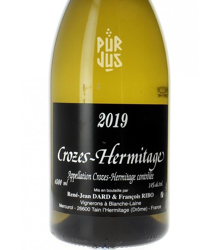 Crozes Hermitage Blanc - 2019 - Dard et Ribo - Magnum