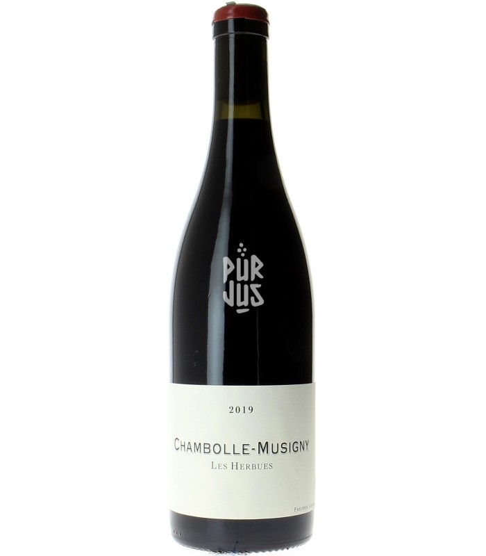 Chambolle Musigny Les Herbues - 2019 - Frédéric Cossard