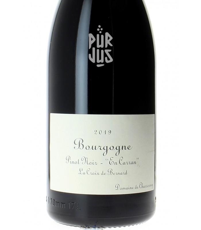 Bourgogne En Carran La Croix de Bernard Qvevris - 2019 - Frédéric Cossard - Magnum