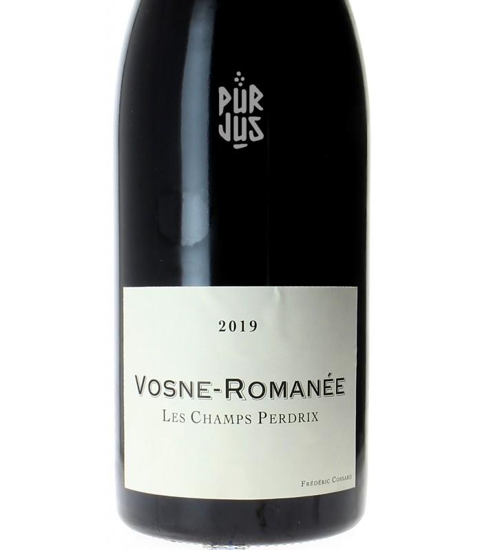 Vosne Romanée Les Champs Perdrix - 2019 - Frédéric Cossard - Jéroboam