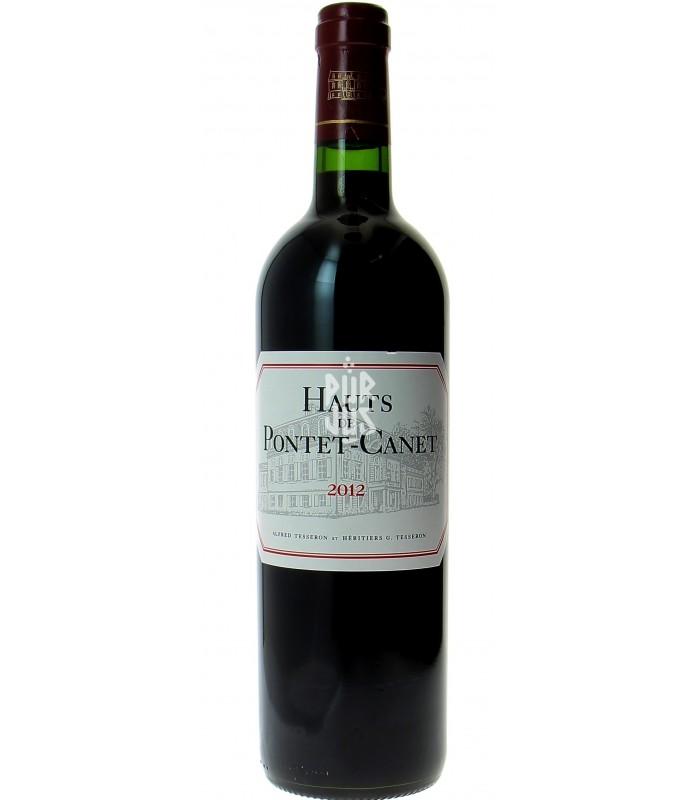 Vin de France - Les Hauts de Pontet-Canet - 2012 - Alfred Tesseron