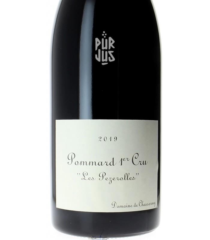 Pommard 1er Cru Les Pézerolles - 2019 - Frédéric Cossard - Jéroboam