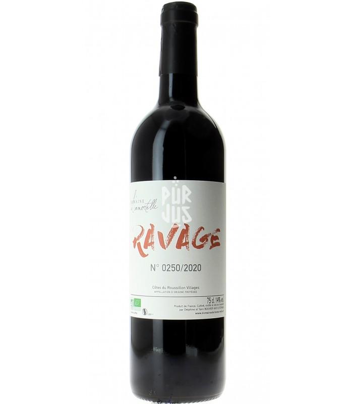 Ravage - 2020 - Delphine et Yann Bouvier