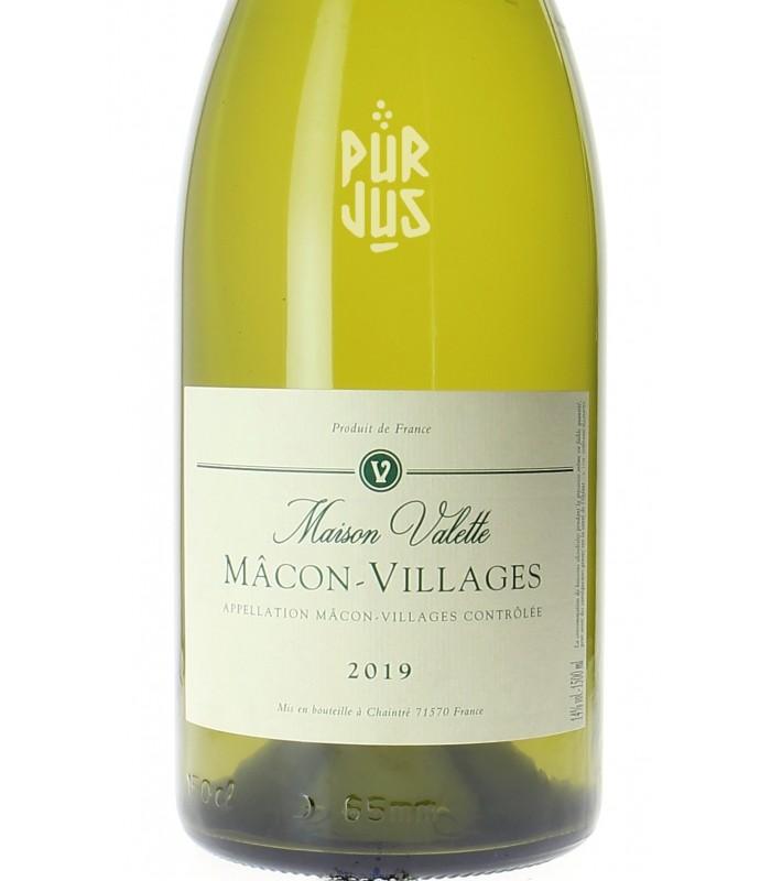 Mâcon Villages - 2019 - Philippe Valette - Magnum