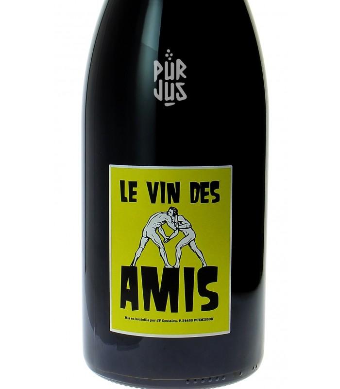 Le Vin des Amis - 2014 - Mas Coutelou - Jeff Coutelou - Magnum