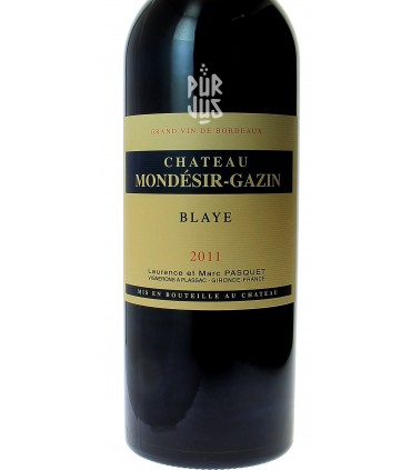 Blaye - 2011 - Château Mondésir-Gazin - Marc Pasquet - Magnum