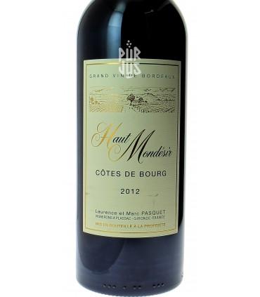 Côtes de Bourg - 2012 - Haut-Mondésir - Marc Pasquet - Magnum