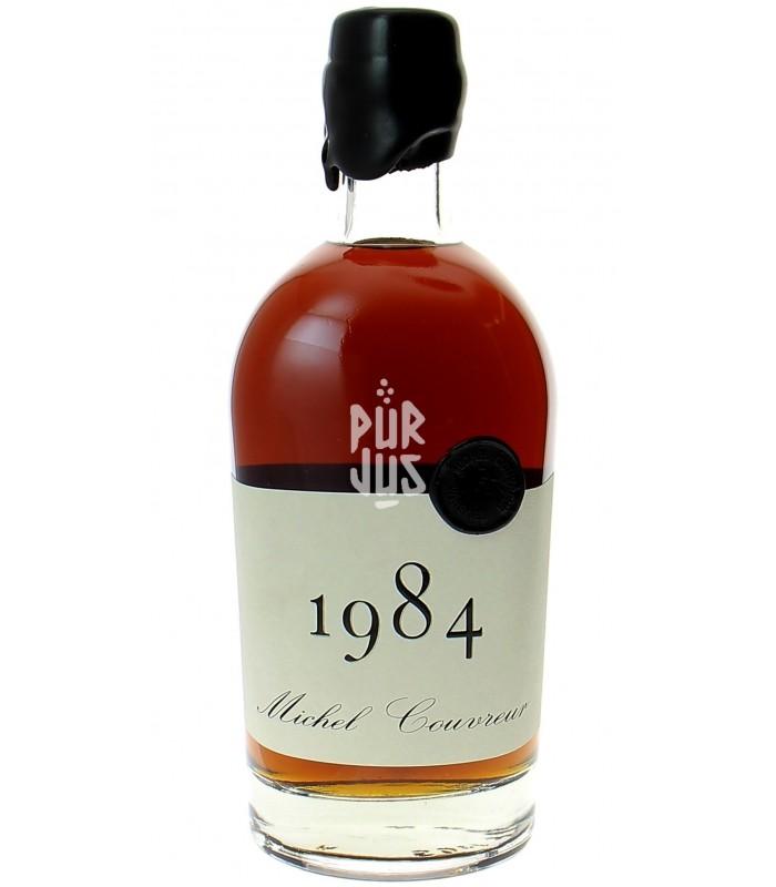1984 - Single Cask whisky 30 ans  45% - Michel Couvreur