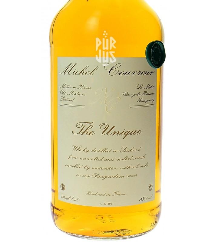 Magnum - The unique whisky 44% - Michel Couvreur