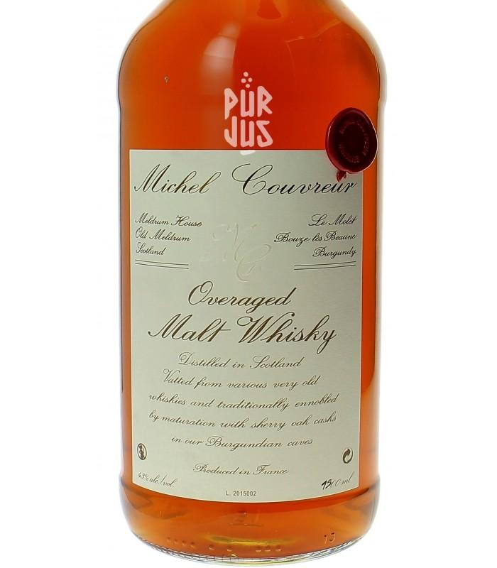 Magnum - Overaged malt whisky - 43% - Michel Couvreur