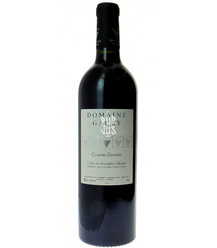 Coume Gineste Rouge - 2012 - Domaine Gauby - Lionel Gauby