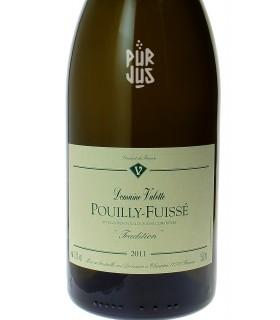Pouilly Fuissé Tradition - 2011 - Domaine Valette - Magnum
