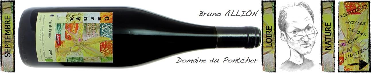 bruno Allion - domaine du Poncher