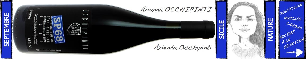 arianna Occhipinti - Azienda Occhipinti
