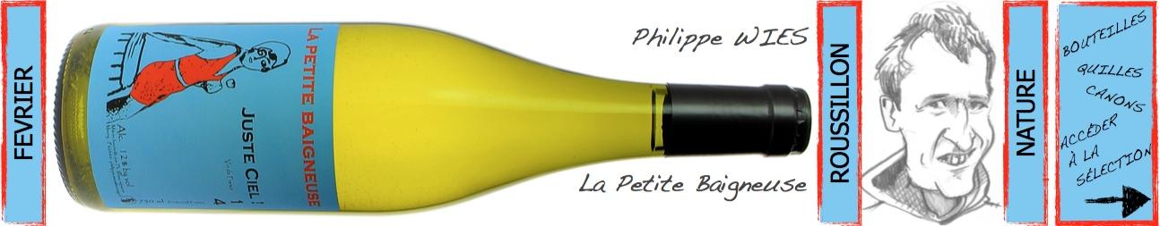 philippe Wies - La Petite Baigneuse