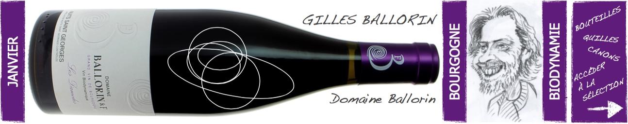 Gilles Ballorin