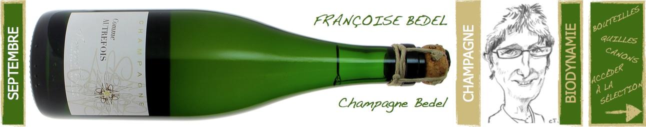 Champagne Bedel - Françoise Bedel