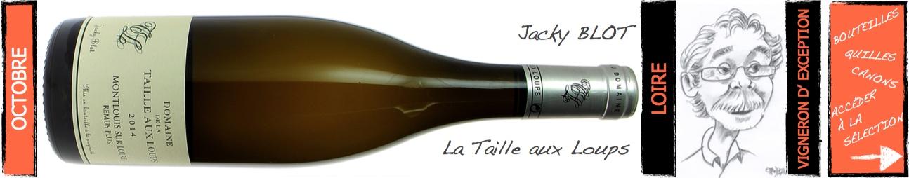 JAcky Blot - La taille aux Loups