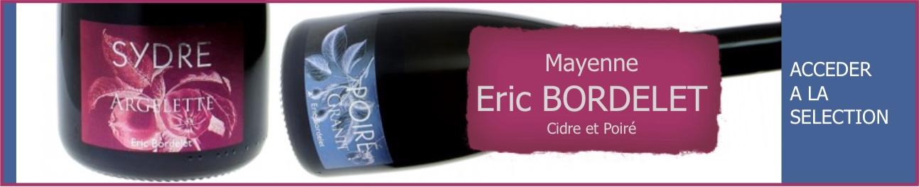 Eric bordelet cidre