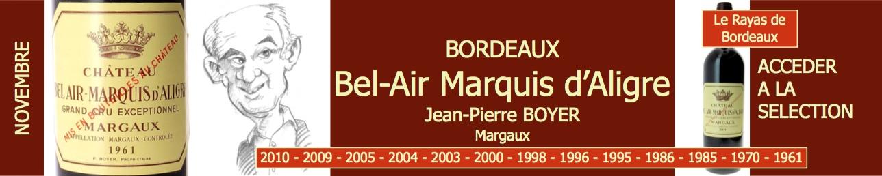 Bel-Air Marquis d'Aligre - Jean Pierre Boyer