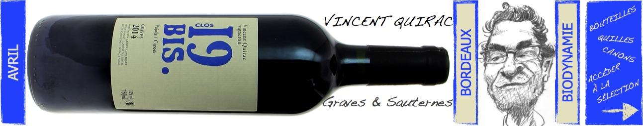 Clos 19 Bis - Vincent Quirac