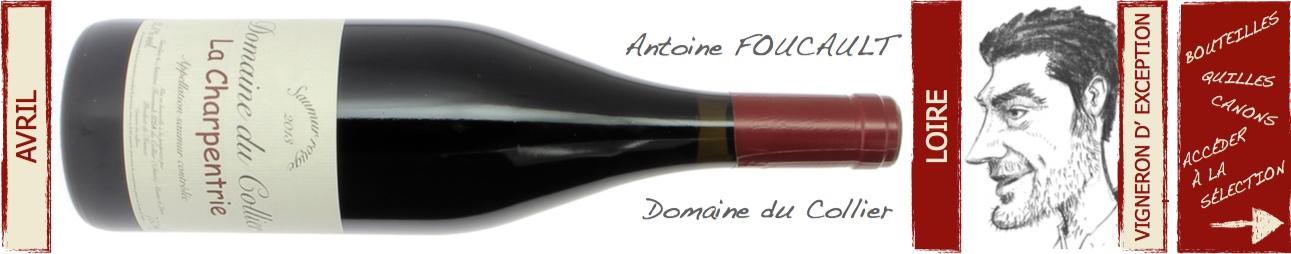 Domaine du Collier - Antoine Foucault