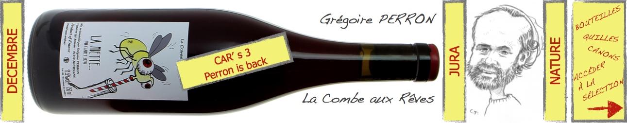 Combe aux Rêves - Grégoire Perron