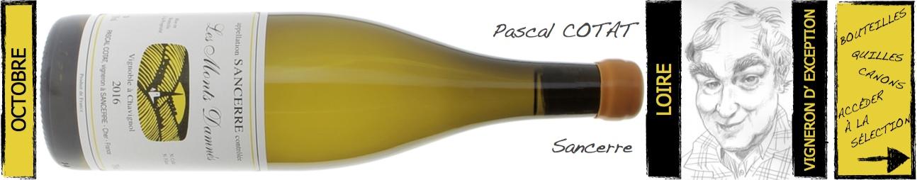 Pascal Cotat Sancerre