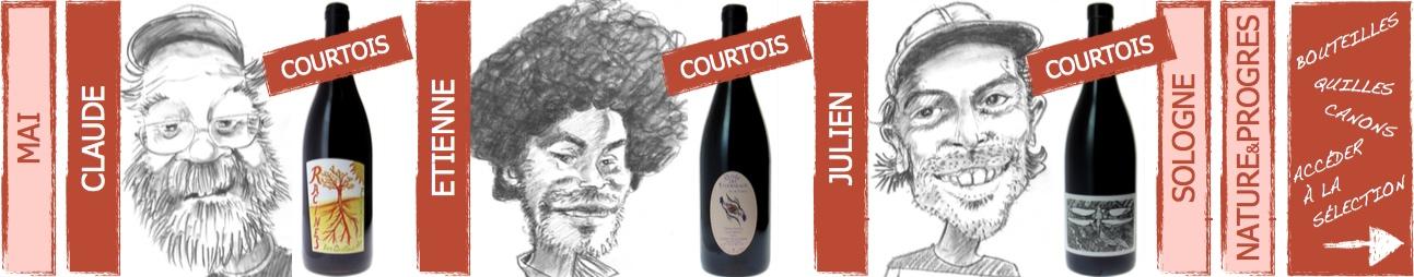 Claude Courtois - Les Cailloux du Paradis
