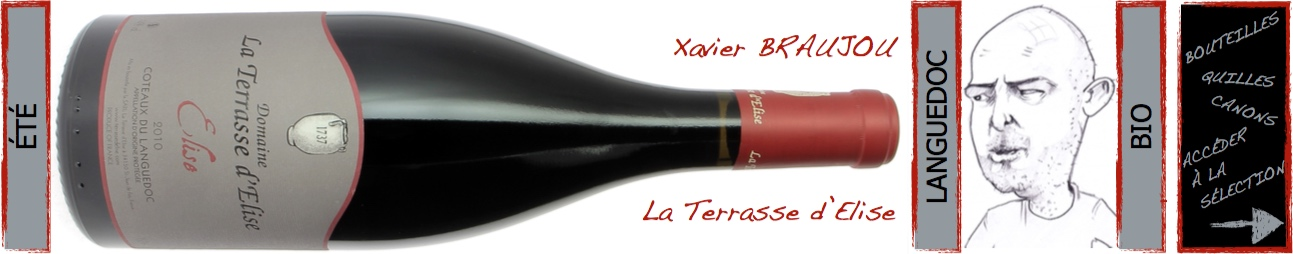 Xavier Braujou - Terrasse d'élise