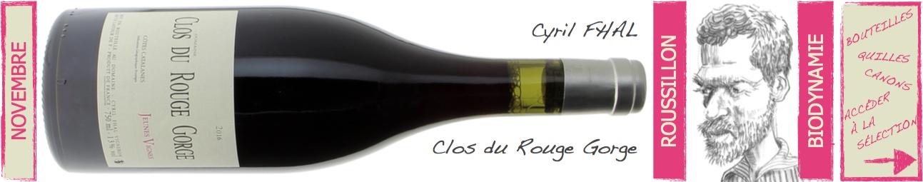 Clos du Rouge gorge - Cyril Fhal