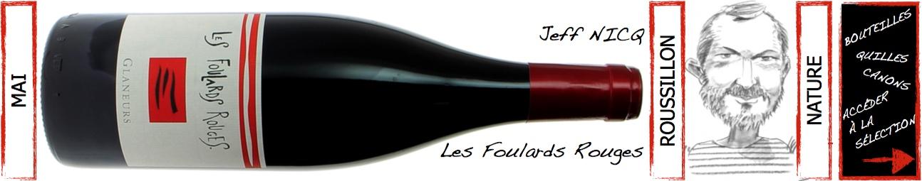 Les foulards rouges - Jean François Nicq