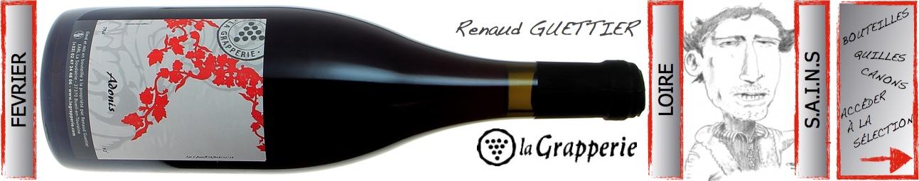 renaud Guettier - La Grapperie