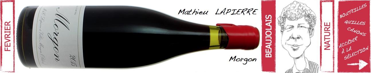 mathieu lapierre -  marcel lapierre