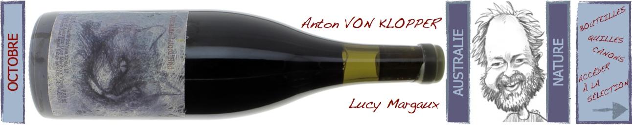 Lucy Margaux - Domaine Lucci - Anton Von Klopper