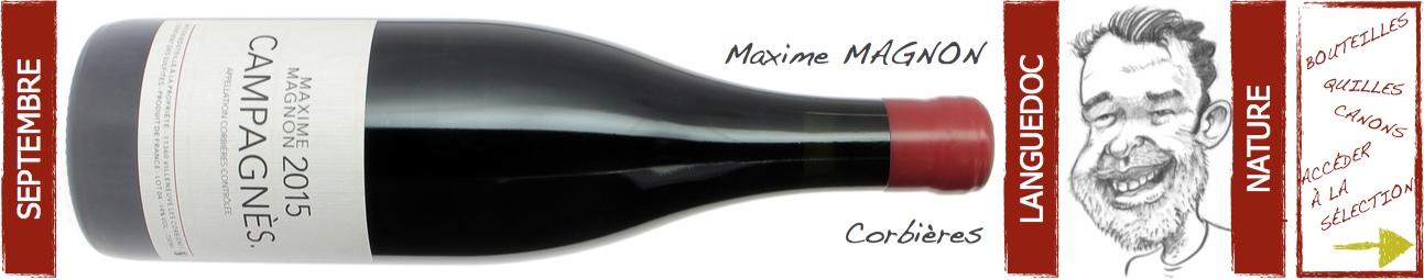 Maxime Magnon Corbières