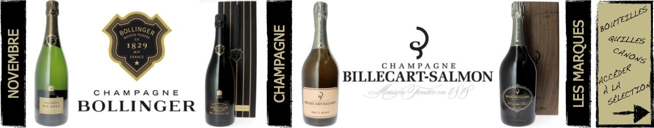 Bollinger - Billecart-salmon
