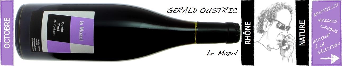 le Mazel - Gerald Oustric